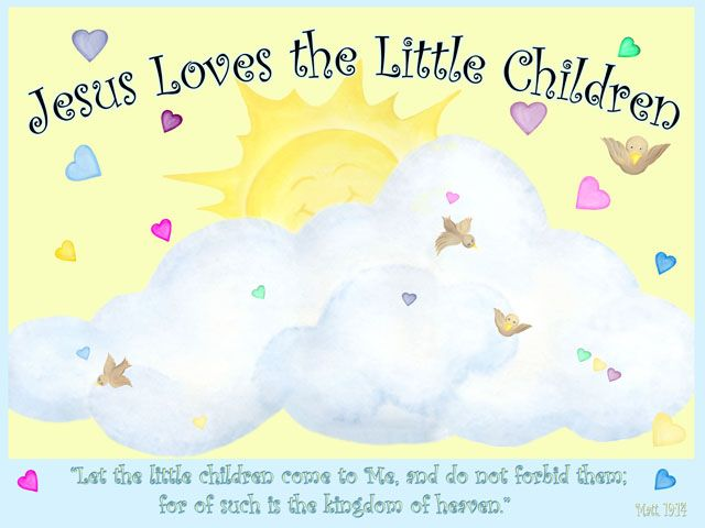 children\'s christian wall decor for children\'s church rooms ...