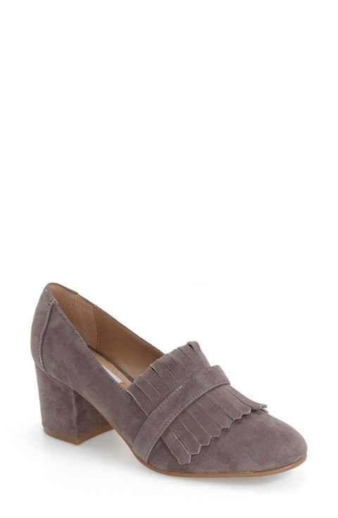 15d973bdb6c Steve Madden 'Kate' Loafer Pumps (Women) | Footwear in 2019 | Shoes ...