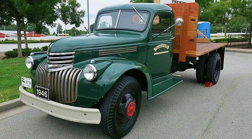 Pin By Matthew Johnson On 1945 Chevy Truck With Images Chevrolet Trucks Chevy Trucks Big Trucks