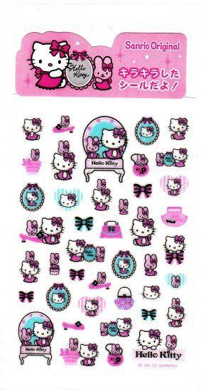 Sanrio Japan Hello Kitty Dress Up Sticker Sheet Kawaii Hello Kitty Dress Hello Kitty Pictures Hello Kitty Photos