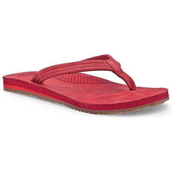 556fd4a7648 UGG Australia Women's Kayla Lipstick Thongs & Flip-Flops (315 VEF ...