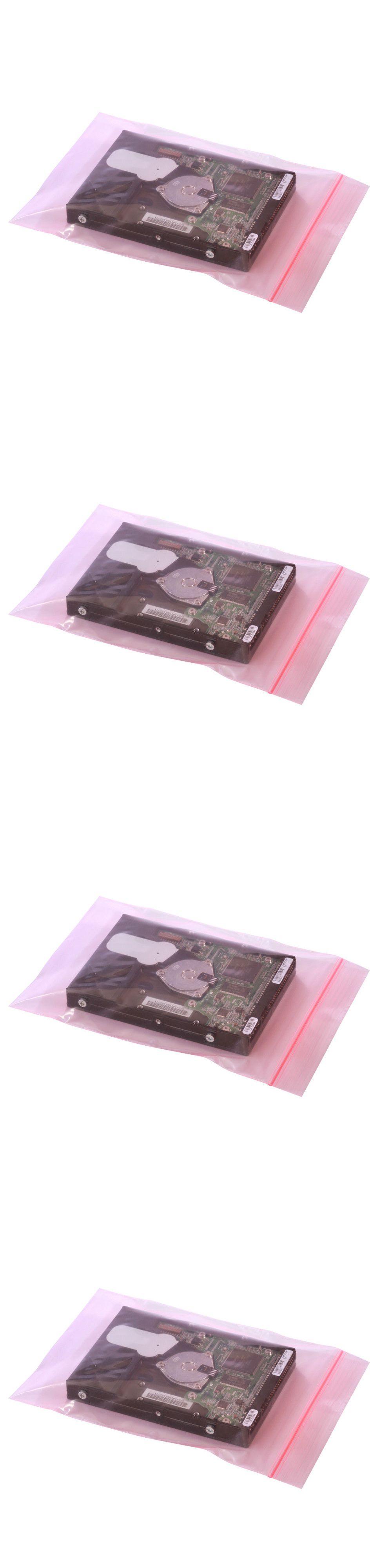 "100-3x5/"" Pink Anti-Static Ziplock Zip Top Bags 4Mil Heavy-Duty Reclosable PAS"