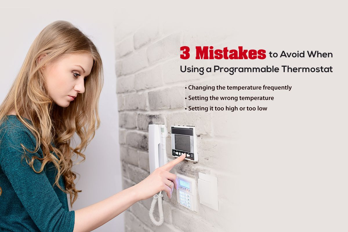 Are you using your programmable HVAC thermostat properly