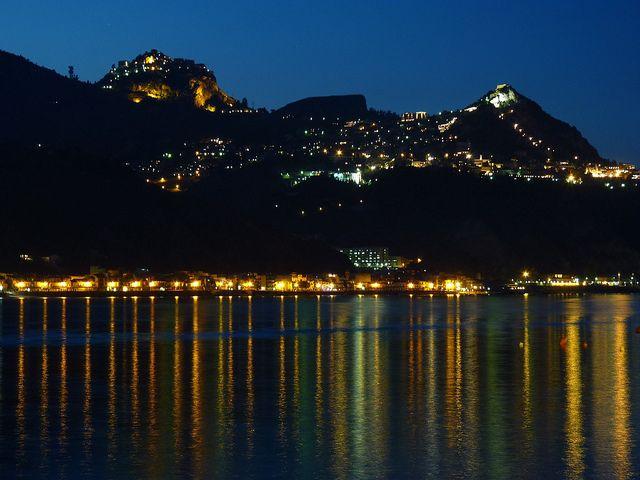 Taormina,Castelmola and Giardini Naxos (Sicily) (With