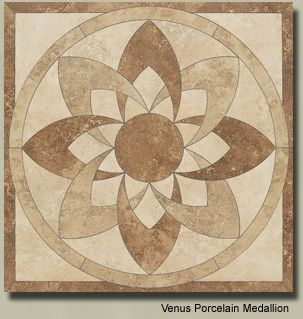 Decorative Tile Medallions Floor Medallions  Marble Floor Medallion Stone Medallions And