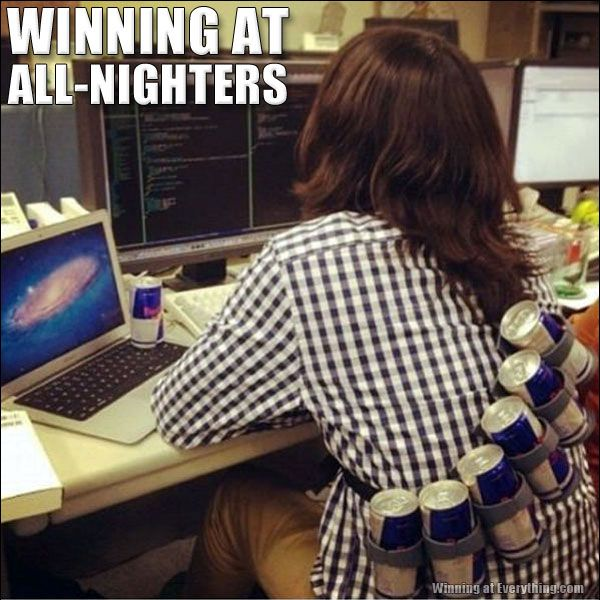 Winning At Everything Funny Pictures Finals Week Humor