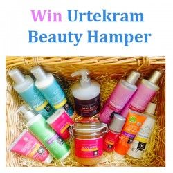 Win Urtekram Beauty Hamper ^_^ http://www.pintalabios.info/en/fashion-giveaways/view/en/3672 #International #Cosmetic #bbloggers #Giweaway