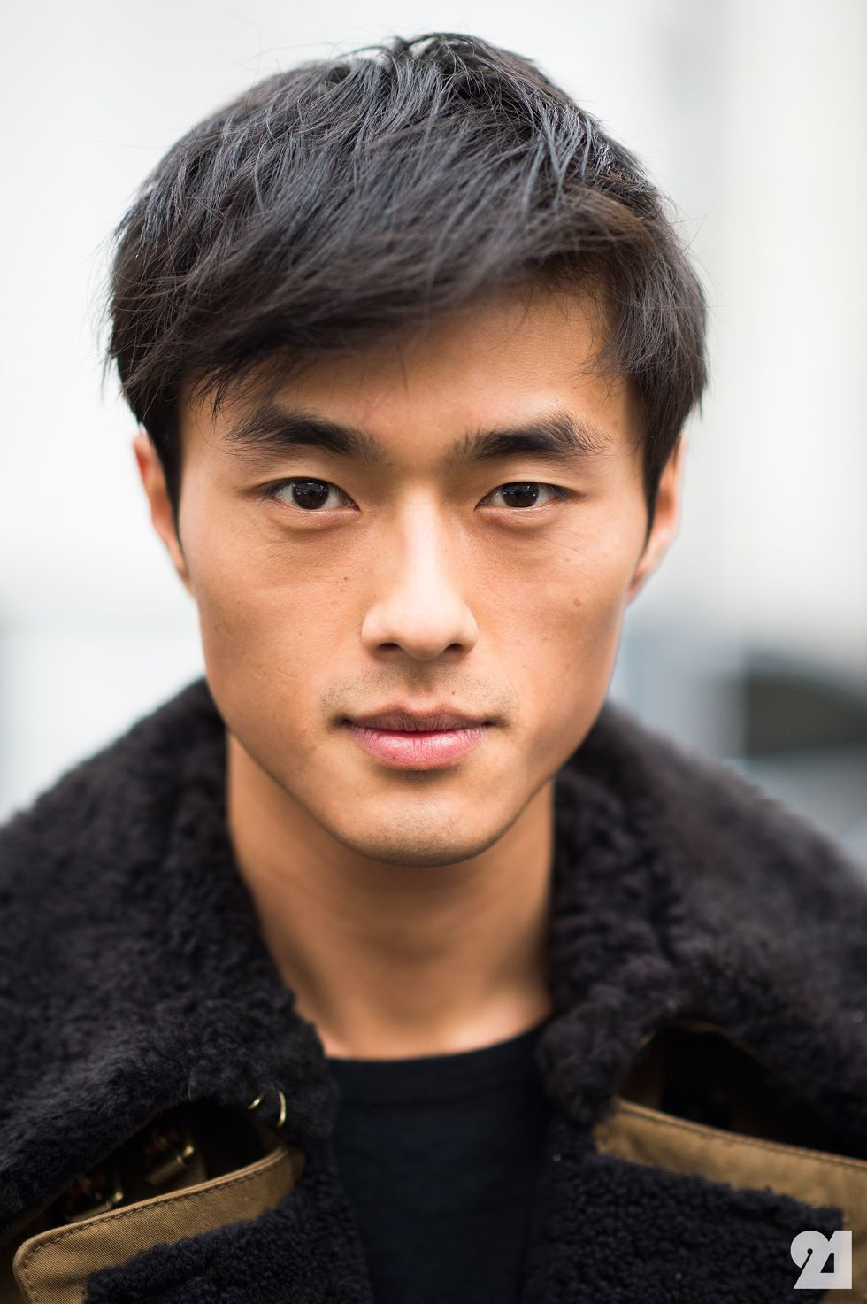 male model zhao lei as tai. except he doesn't have a crooked nose