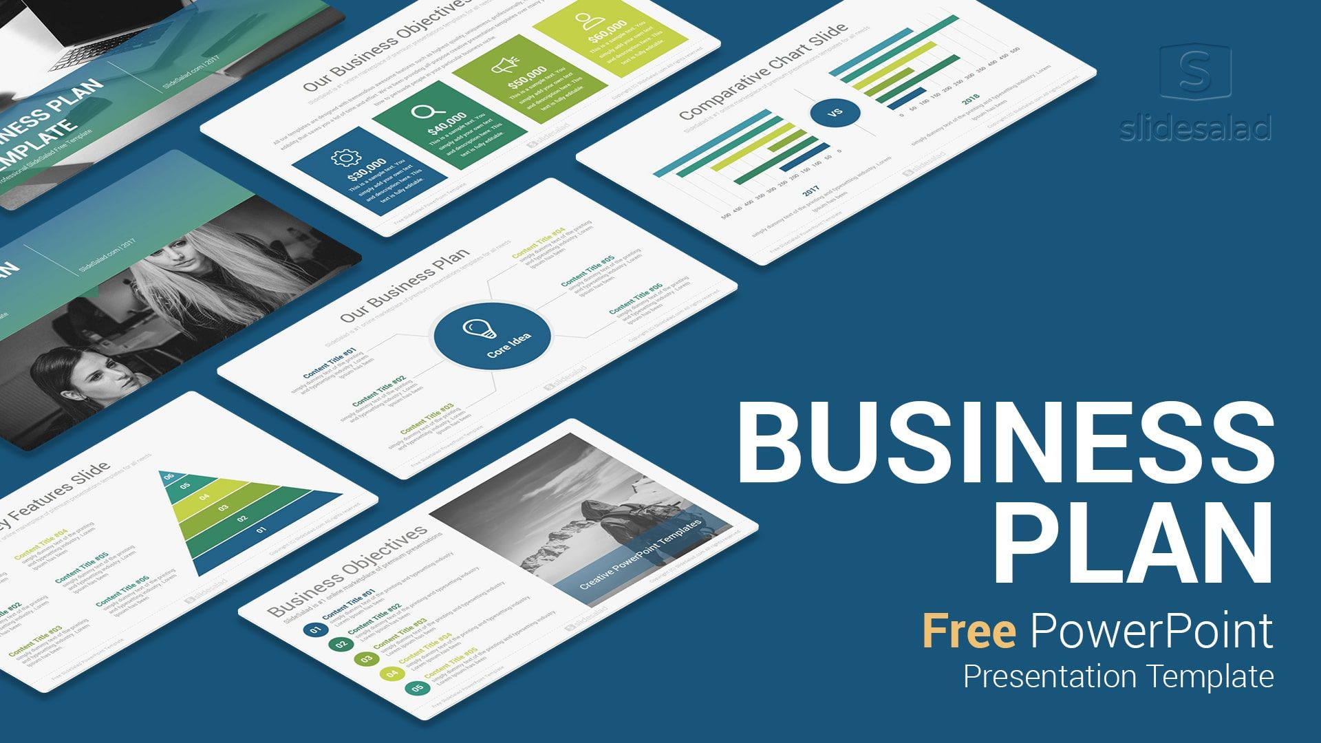Download Wallpaper Download Template Ppt Business Plan Free