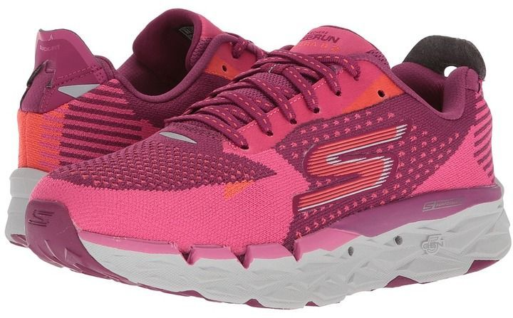 Skechers Go Run Ultra R Women S Running Shoes Running Shoe