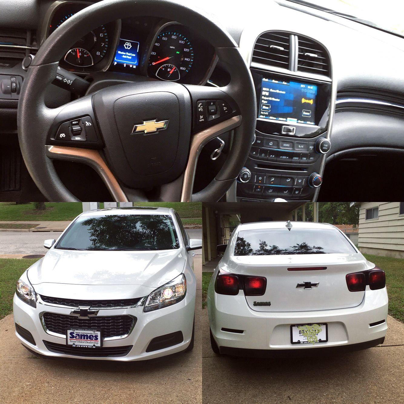 Chevy Malibu 2015 Travel Pinterest