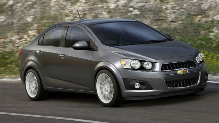 2012 Chevrolet Aveo Renderings Photo Gallery Chevrolet Aveo