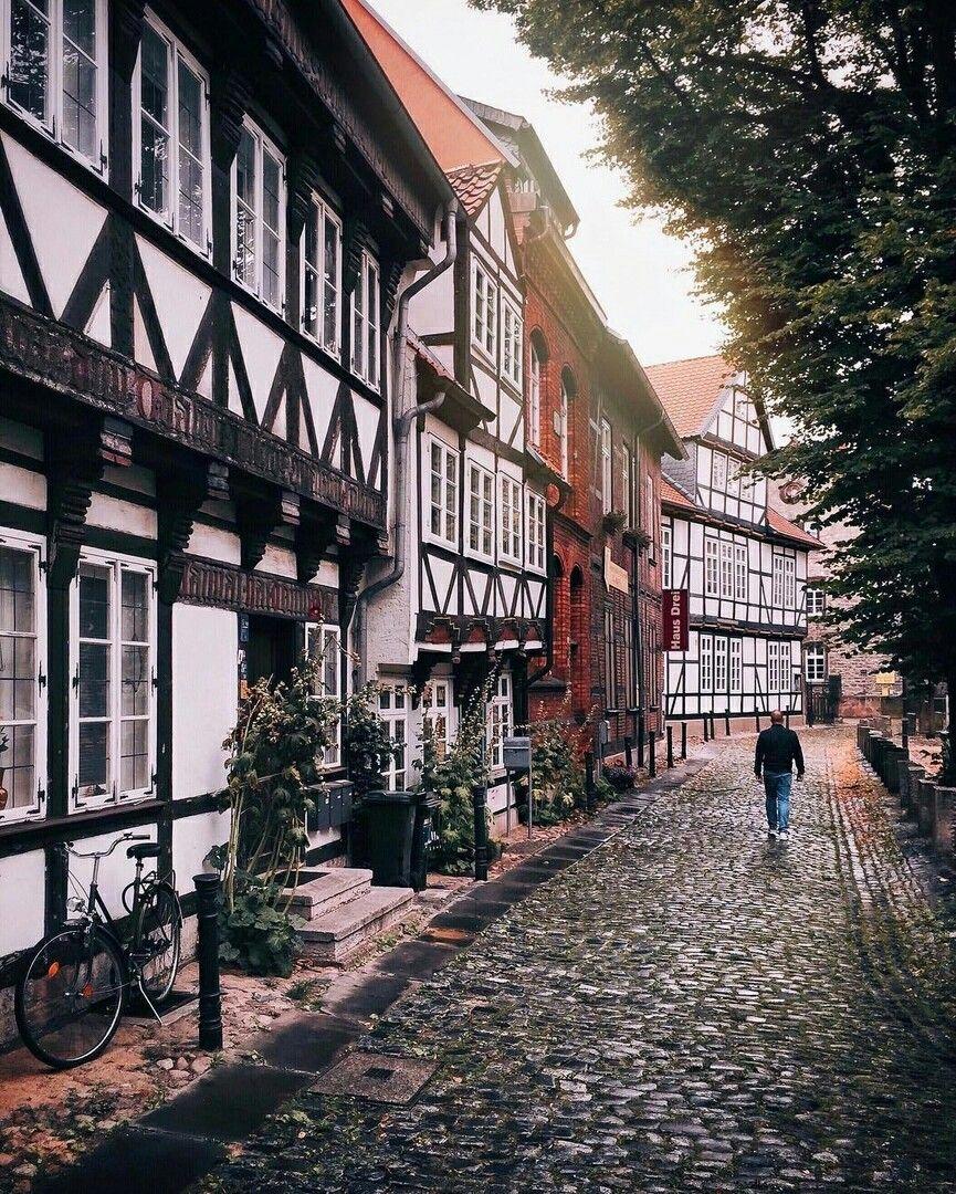 немецкие улицы картинки