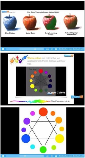 Free Color Theory Videos and Online, Interactive Color ...