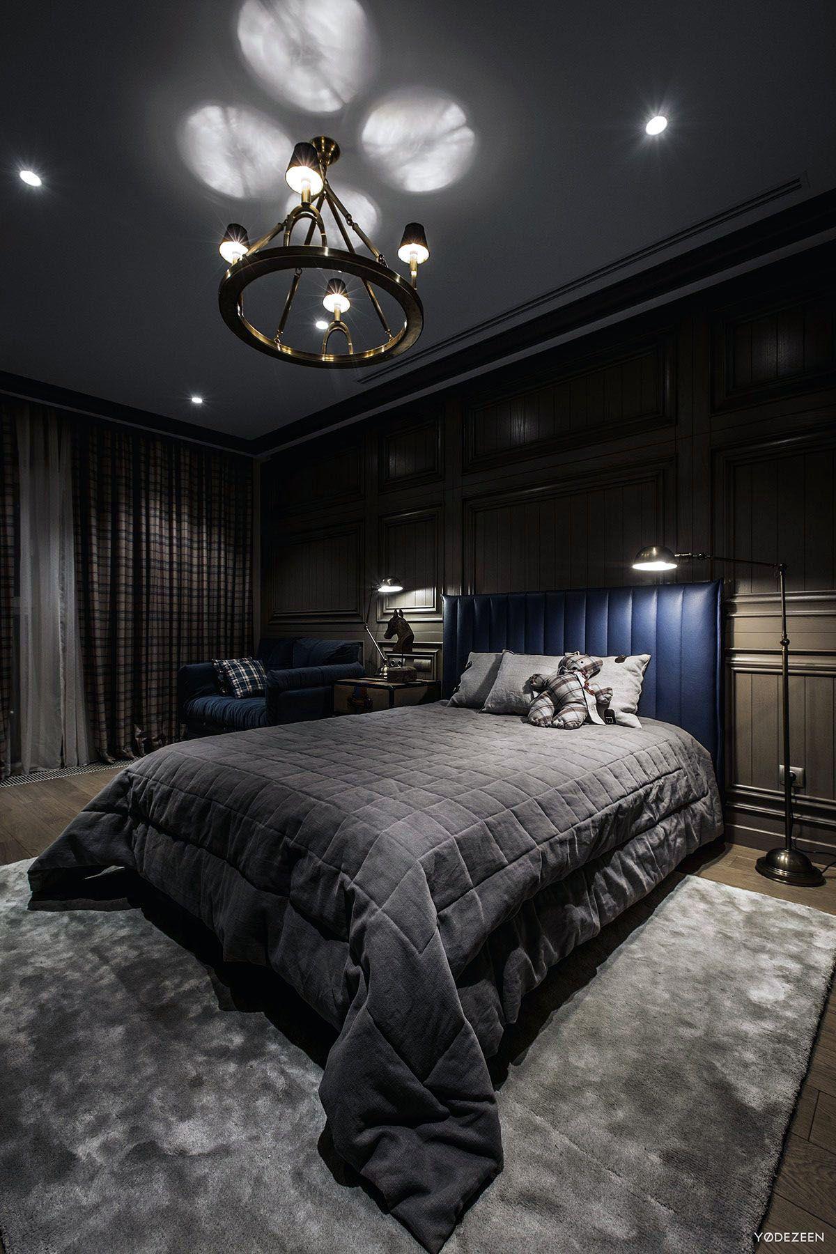 Techniques For Brightening A Dark Bedroom Luxurious Bedrooms