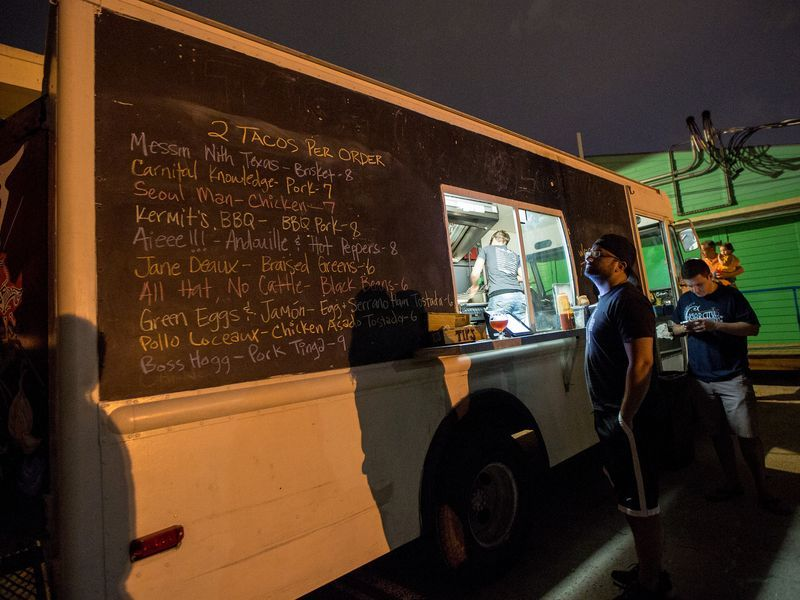 New Orleans Hottest Food Trucks Food truck, New orleans