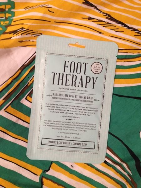 The Review: KOCOSTAR Foot Therapy