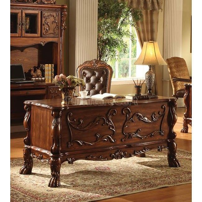 Dresden Home Office Desk Architecture Decorating Furniture Etc Inspiration Solid Wood Home Office Furniture Set Decoration