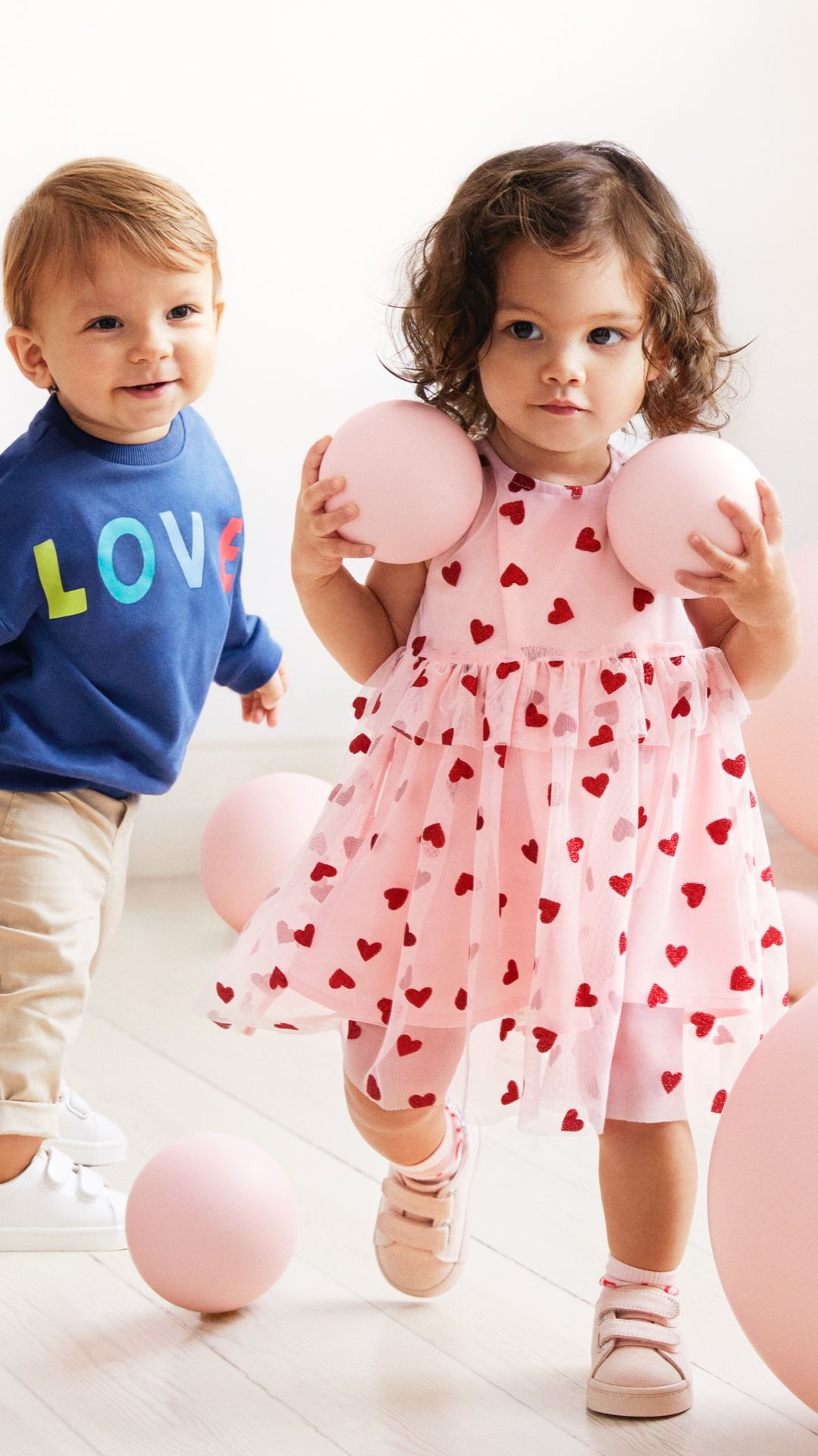 Baby S Valentines Love Is In The Air H M Kids Kids Outfits