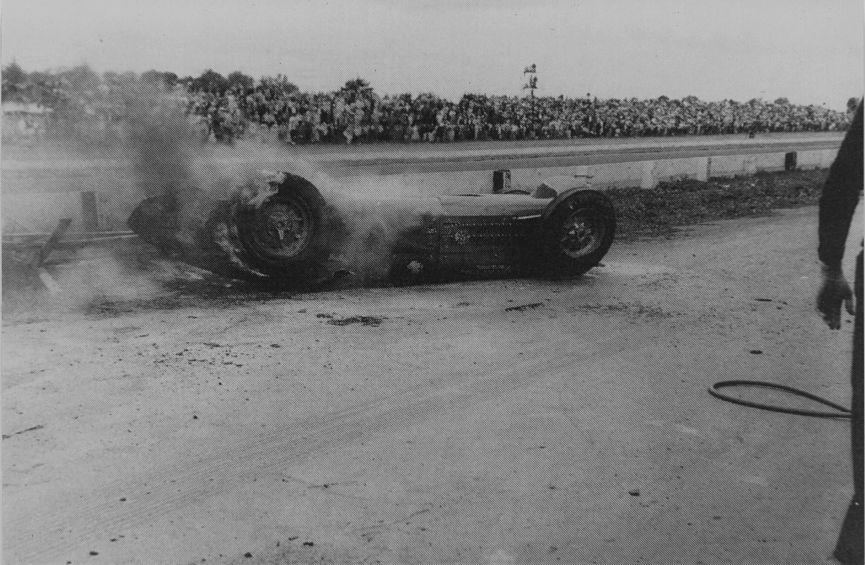 Bill Jennings Race Car Driver