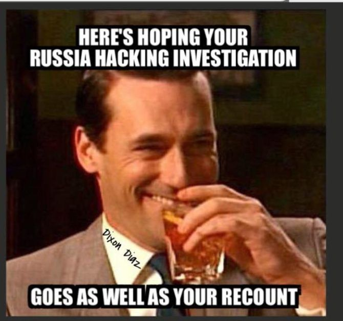 Russia Hacking Investigation ...