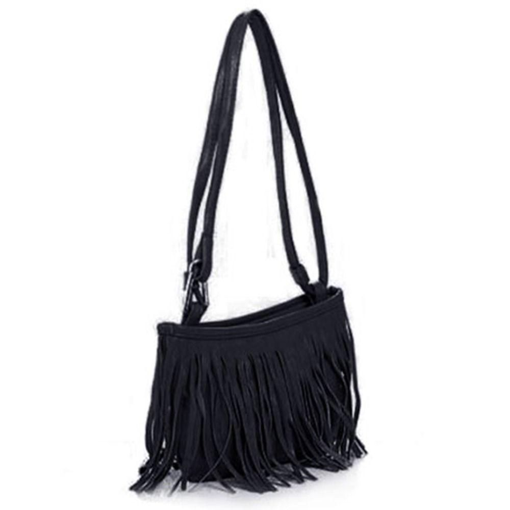 20797dbac729 Vintage Women Bag Female Handbag Faux Suede Tassel Satchel Women Leather  Handbags Shoulder Bag Female Beach Bags bolsa feminina