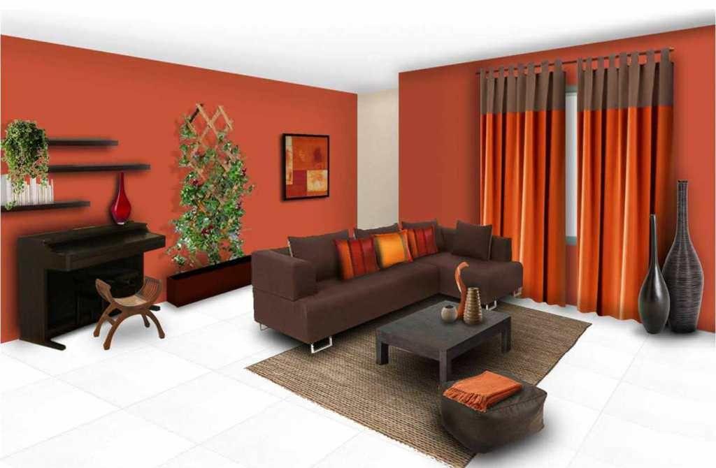 Best Living Room Color Schemes — Home Interior Designs | love ...