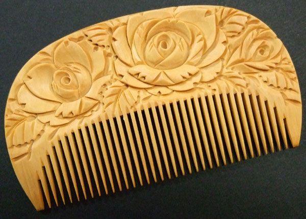 Pretty Japanese comb