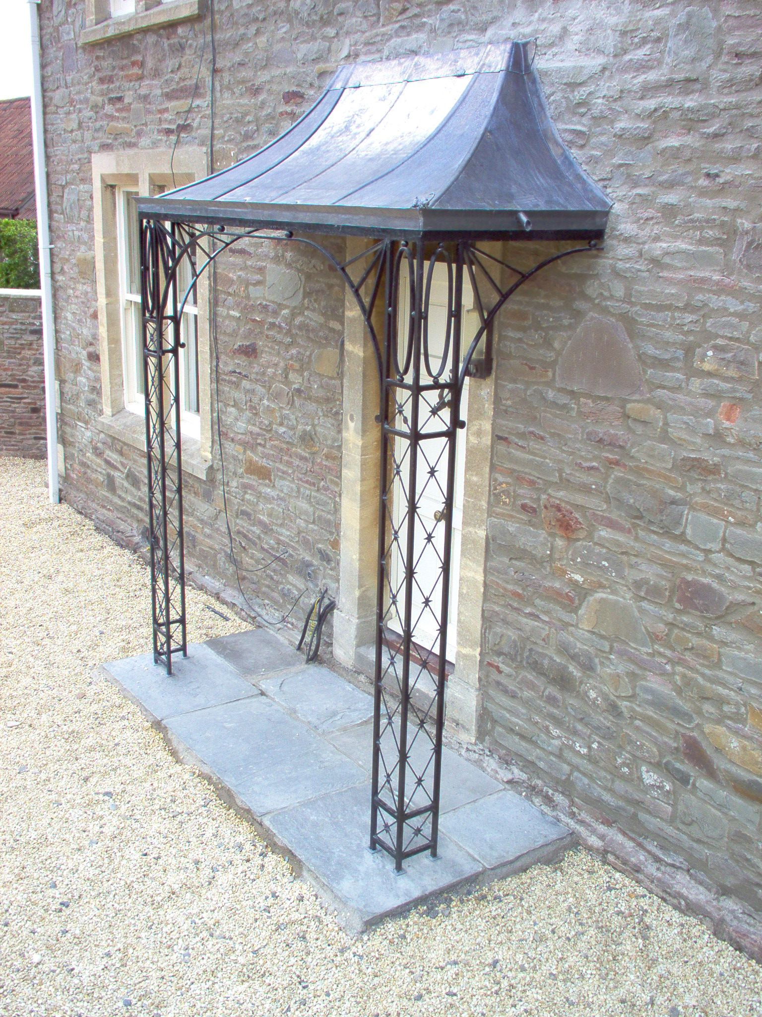 Canopy Porch Georgian Google Search Casa Pinterest