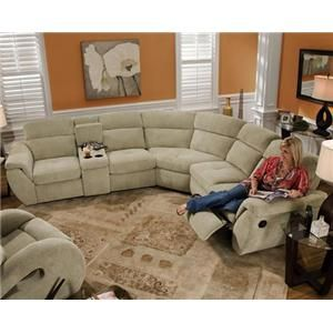 Southern Motion Deco Customizable Power Reclining Sectional Sofa Wolf Furniture Reclining Section Furniture Furniture Design Power Reclining Sectional Sofa