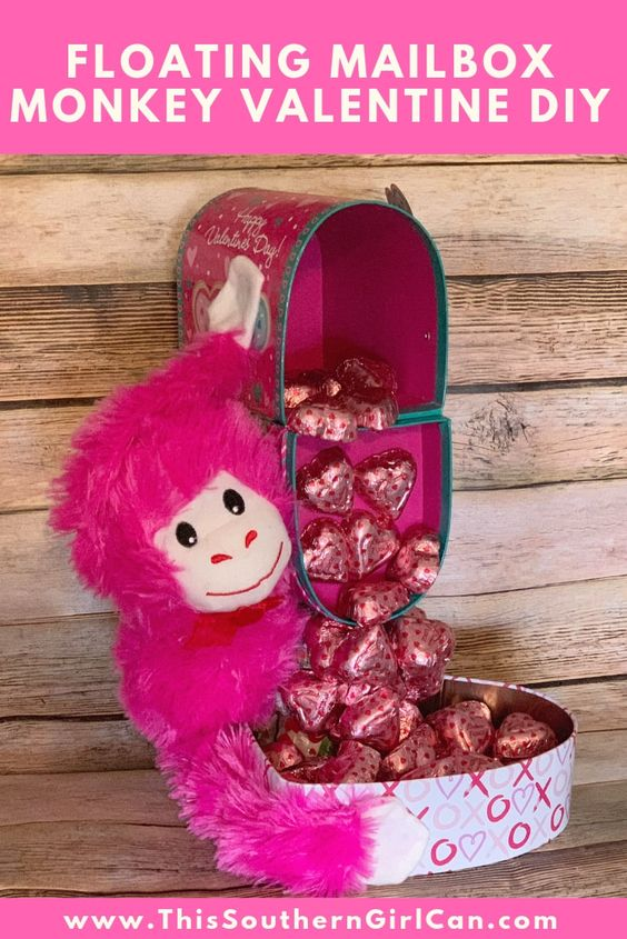 40 Cheap Easy Dollar Store Valentine S Day Crafts Which Are Totally Affordable Not Over The Top Hike N Dip Monkey Valentine Diy Valentines Decorations Diy Valentines Gifts