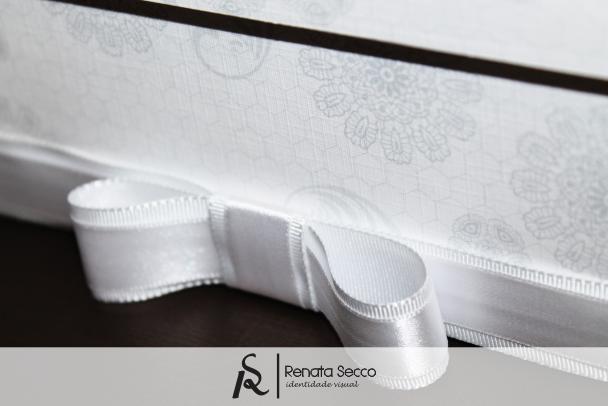 Coleção Renda; caixa padrinho - casamento. ♥ Orçamentos: contato@renatasecco.com.br