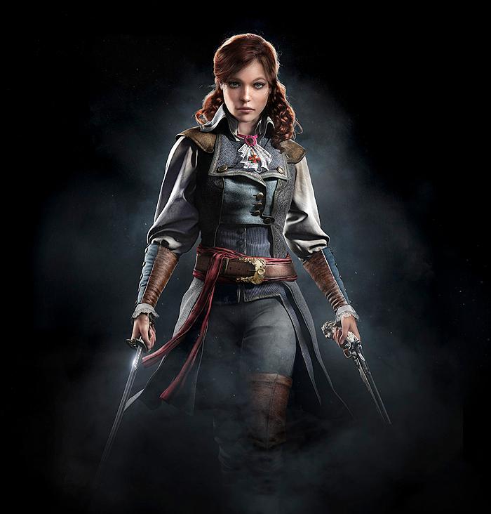 1601009 794911953874090 4620670960276141856 N Png 700 732 Assassins Creed Unity Elise Assassins Creed Female Assassins Creed Art