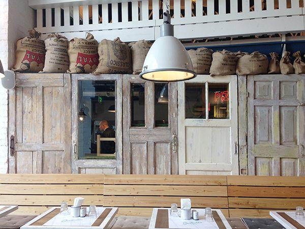 Babetta Cafe on Behance