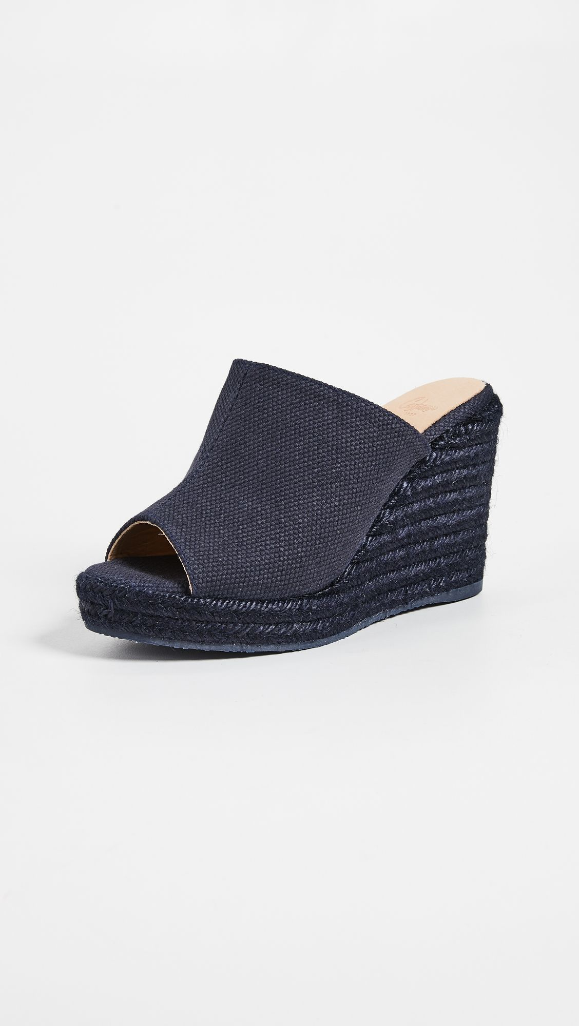 Castaner Bubu Wedge Mules Products Pinterest Wedge Mules