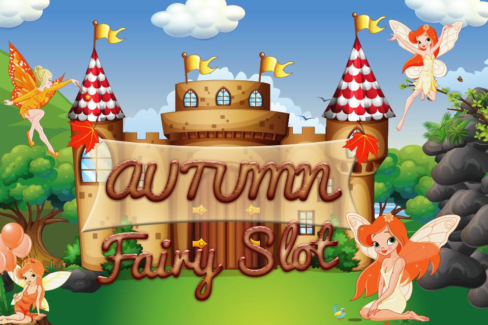 Free Autumn Fairy Slot Machines for iPhone, iPad & Pod