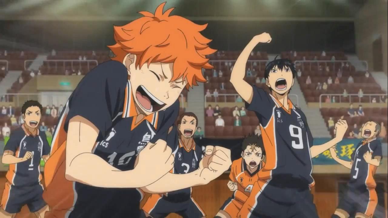 Haikyuu Is Setting Itself Up For A Strong Spike This Year Haikyuu Ova Land Vs Sky And The Volleyball Way Has Also Haikyuu Haikyuu Anime Haikyuu Karasuno