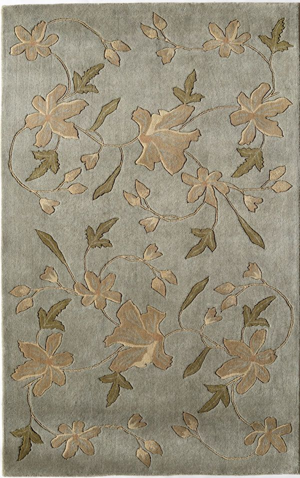 Rugs America Pacific 2525 Silver Forest