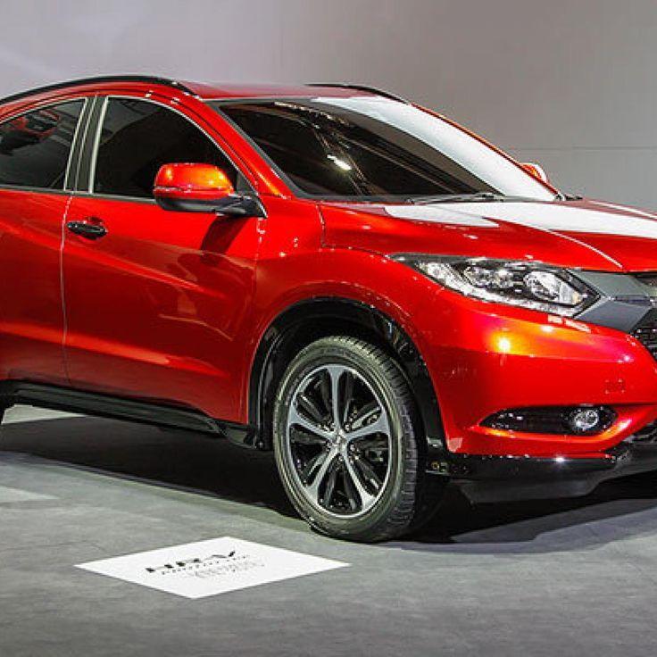 Honda Hrv, Best Family Cars, Honda