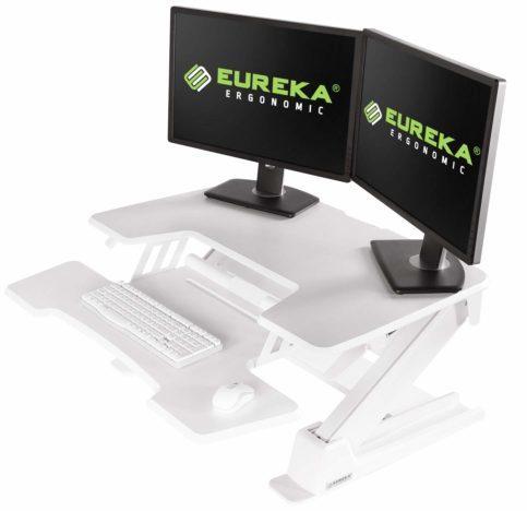 Top 10 Best Adjustable Standing Desks In 2020 In 2020 Adjustable