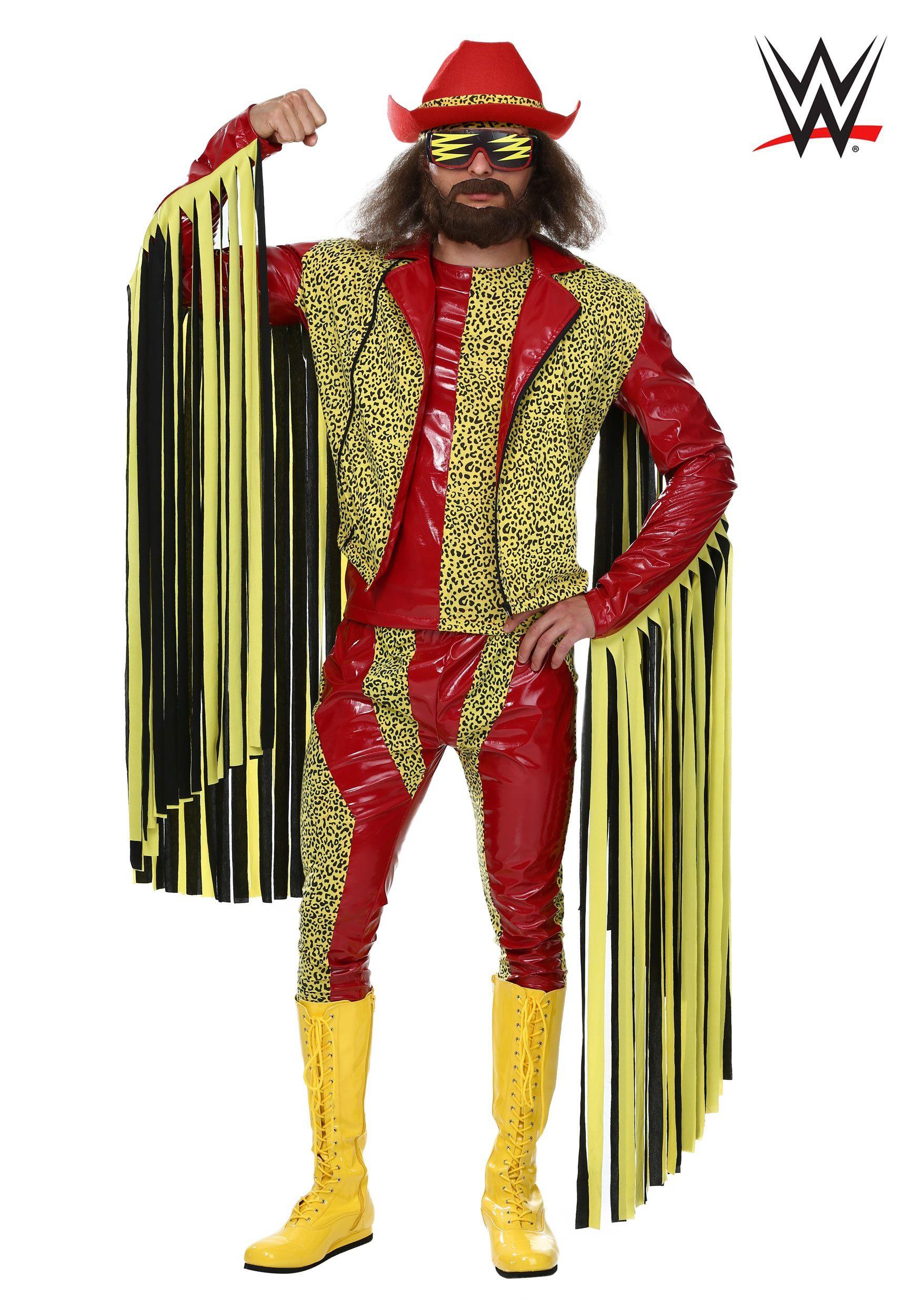 Plus Size Macho Man Randy Savage Costume | Mens Halloween Costumes ...