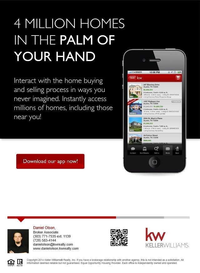 Get the most powerful app in real estate! Home selling