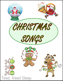 photograph relating to Christmas Carol Songbook Printable identified as Xmas Track E-book - absolutely free printable track guide with the