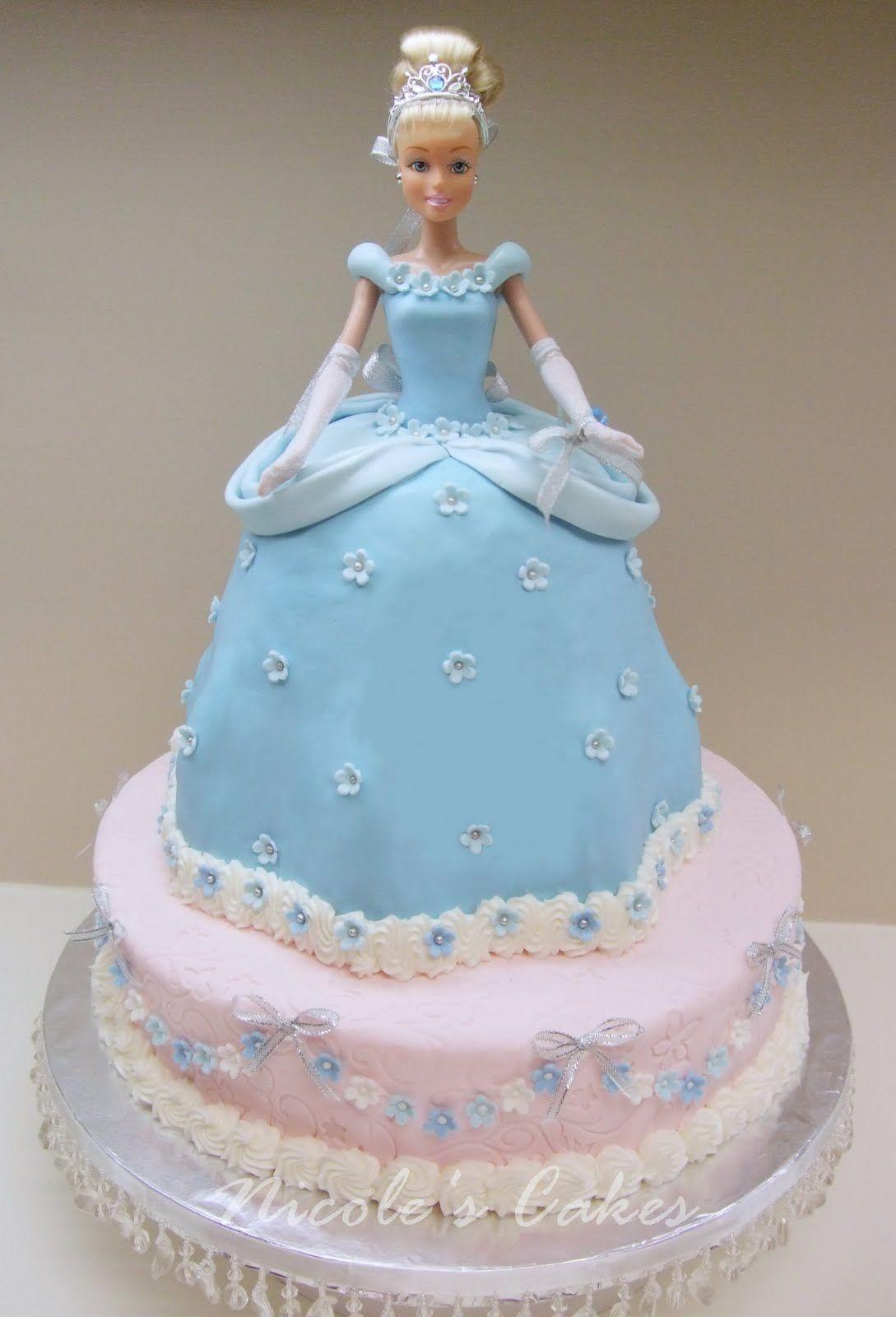 Confections Cakes Amp Creations Princess Cinderella