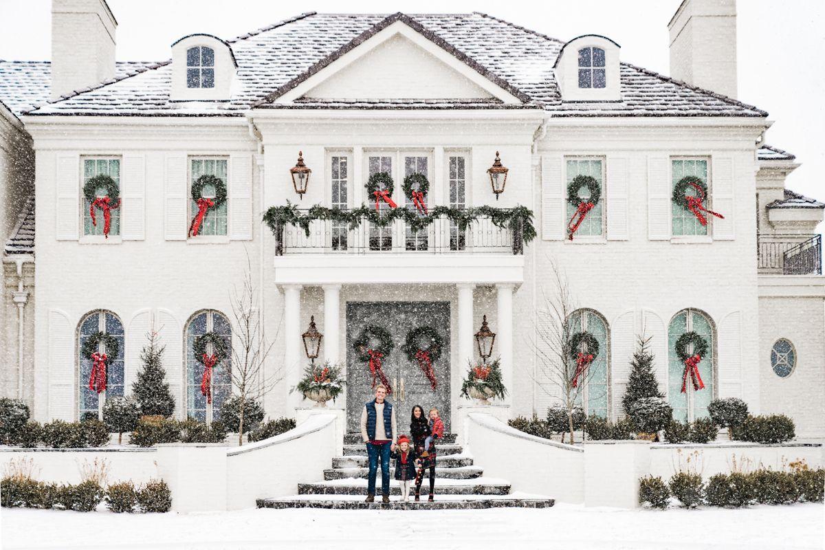 Home For Christmas | Christmas home, Christmas decorations