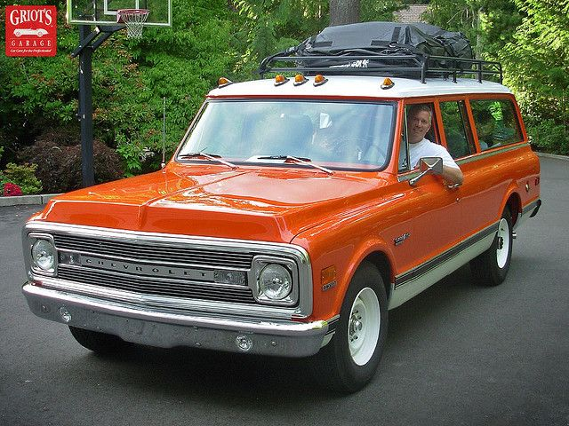 1972 Chevy Suburban Road Trip Chevy Suburban Chevy Classic Cars Trucks
