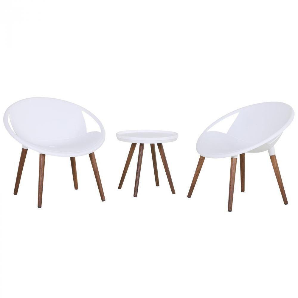 Bout De Canape Blanc Bali Table Basse Et D Appoint Salon Meuble Gifi Bout De Canape Canapes Blancs Meuble Gifi