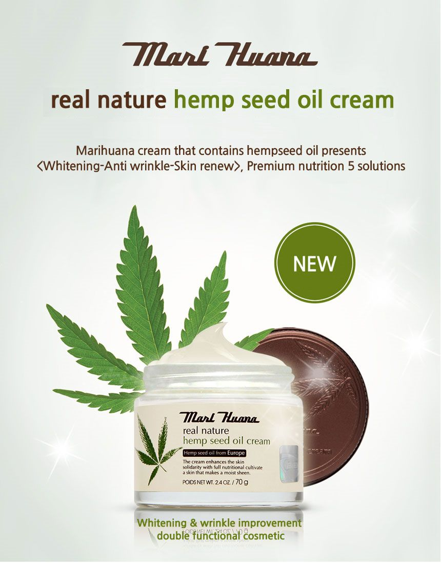 Hemp Seed Oil Cream from Korea Beauty Mall | Beauty | Korean