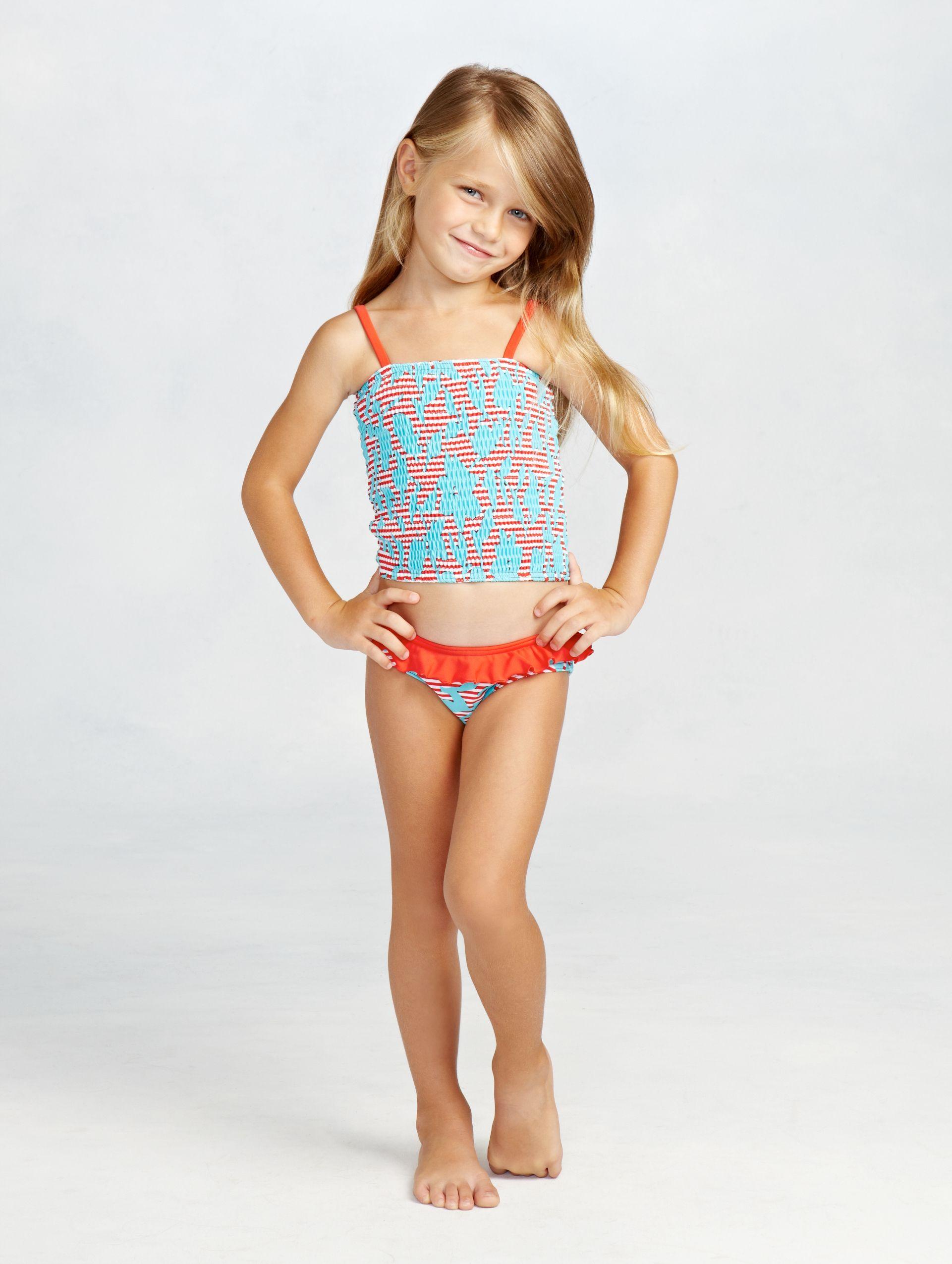 55b185aa8dc4 swim. shop SS15 childrenswear here  www.oscardelarenta.com childrenswear