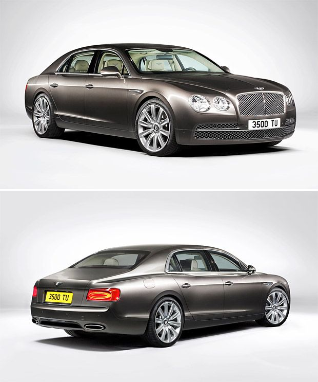 2014 Bentley Flying Spur Nobody's Gonna Buy The New